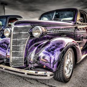 Sedan by Ron Meyers - Transportation Automobiles