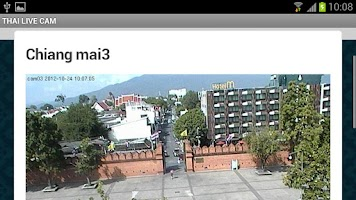 Screenshot of THAI LIVE CAM