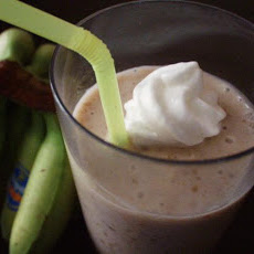 Banana - Date Smoothie