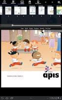 Screenshot of Projeto Ápis