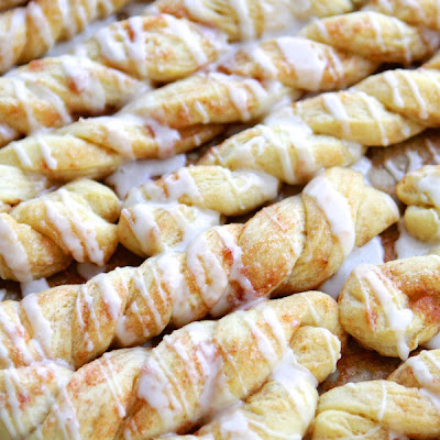 Cinnamon Sugar Twists