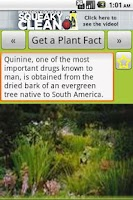Screenshot of Plant Facts