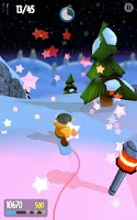 Screenshot of Snow Spin: Snowboard Adventure