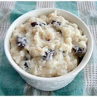 Rice Pudding With Sultanas Recipes