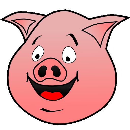 尖叫豬 LOGO-APP點子