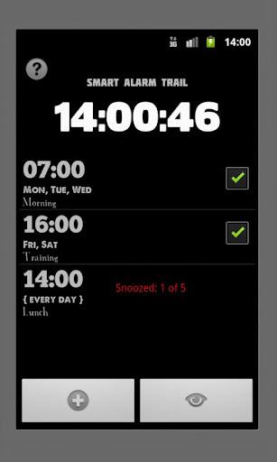 Smart Alarm