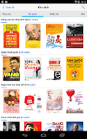 Screenshot of AnyBook - Kho Ebook Đặc Sắc