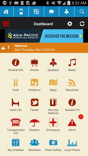 2015 GC Session Screenshot