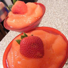 Sara's Strawberry Daiquiri