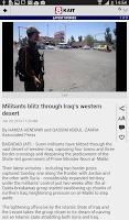 Screenshot of KAIT Region 8 News