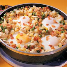 Chicken and Egg Hash
