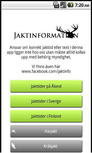 Jakt information Premium