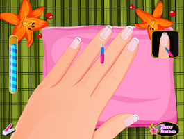 Screenshot of Nail Spa