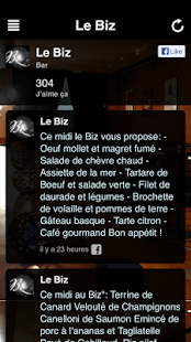 Le Biz - screenshot