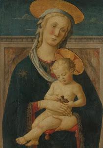 RIJKS: attributed to Meester van San Miniato: painting 1480