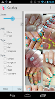 Screenshot of TapNail for Salon / Manicurist