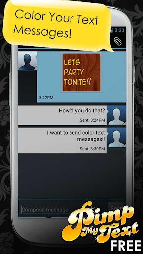 Pimp My Text - Color Text