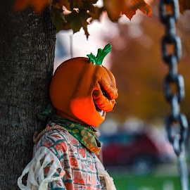 Halloween 2014 by Hien Nguyen - News & Events US Events ( halloween decorations, pumpking, halloween 2014, halloween )