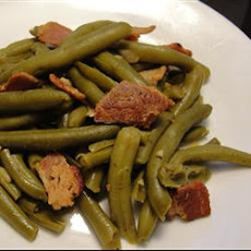 Southern Fried Green Beans