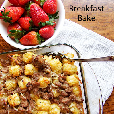 Hillbilly Breakfast Bake