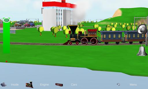 Kids Trains Pro - screenshot