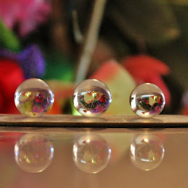 by Julie Lennick - Artistic Objects Glass
