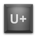 Unicode Keyboard icon