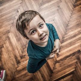 odozgo by Vedran Bozicevic - Babies & Children Child Portraits