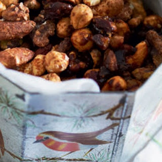 Chilli-coated And Sweet 'n' Sticky Nuts