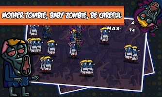 Screenshot of Zombie: Smash and Dash