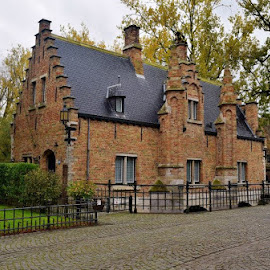 Bruges, Belgium by Lynnie Keathley - Buildings & Architecture Homes