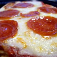 Easy Barbecued Pizza