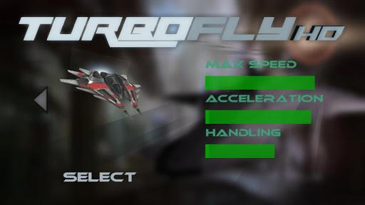 TurboFly HD - screenshot