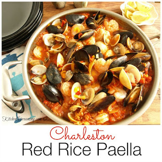 Charleston Red Rice Paella