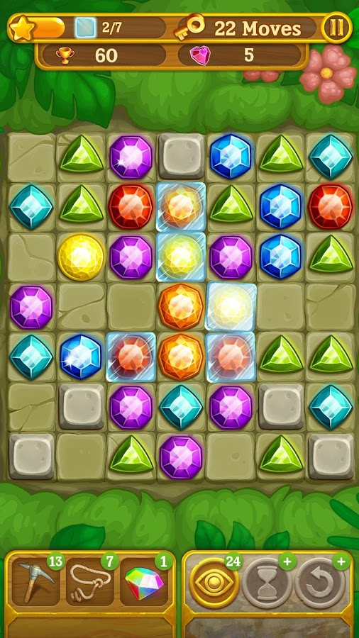 Gemcrafter: Puzzle Journey Screenshot 4