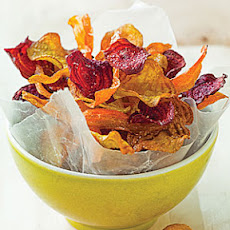 Carrot and Beet Chips