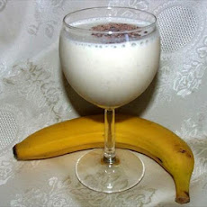 Frozen Banana Smoothie