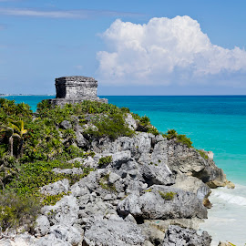 Tulum by Sue Matsunaga - Novices Only Landscapes