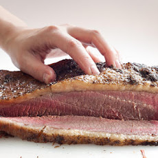Oven-Smoked Pastrami Recipe