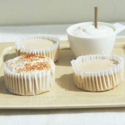 Cappuccino Cheesecakes