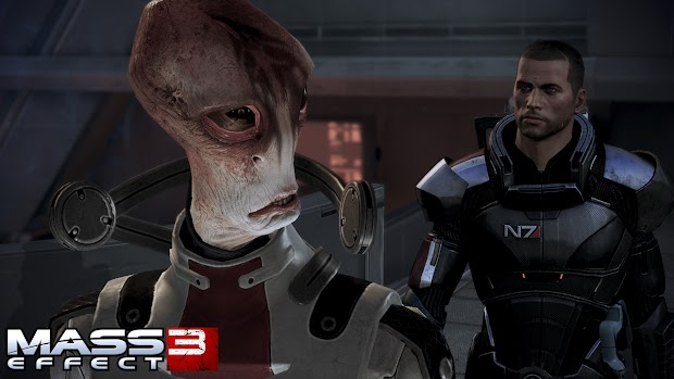 Series Of The Generation – Mass Effect