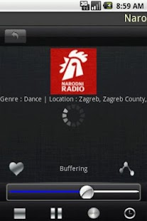 Radio Croatia - screenshot