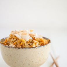 Carrot Ginger Rice