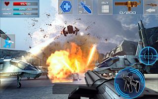 Screenshot of Enemy Strike