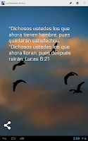 Screenshot of Las Promesas de Dios