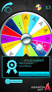 Ruleta Aragón 10 - screenshot