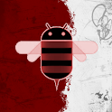 ADW Red Honeycomb Theme Pro icon