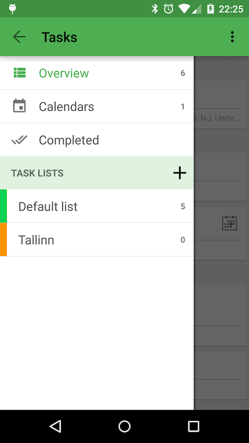 Tudu - Tasks & ToDo list Screenshot 1