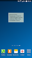Screenshot of SensorX 2014