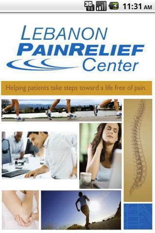 Lebanon Pain Relief Center